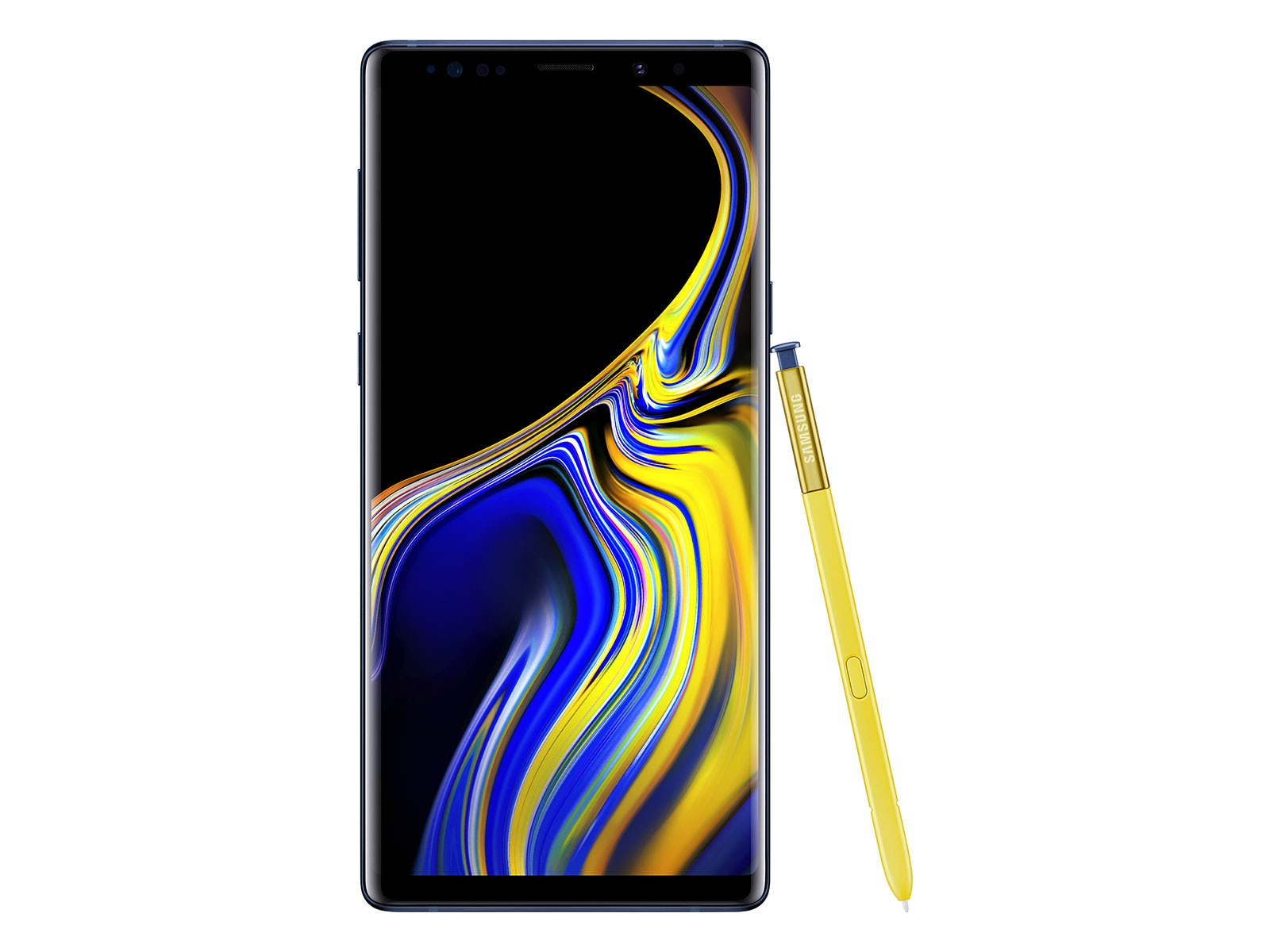 f71b4c1abcc5 Samsung Galaxy Note9 128 GB (Unlocked) : Ocean Blue | Samsung US