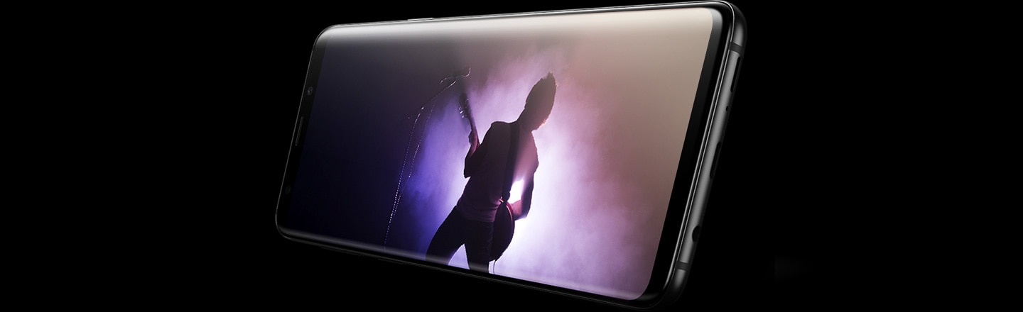 Samsung Galaxy S9 and S9+ has Surround Sound Speakers with Dolby Atmos sound
