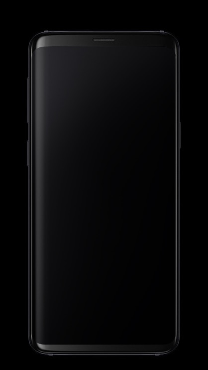 Samsung Galaxy S9 & S9 Plus - Midnight Black