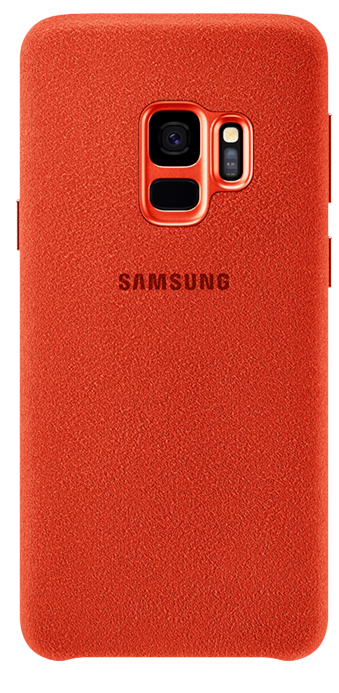 Red: Alcantara Cover in red