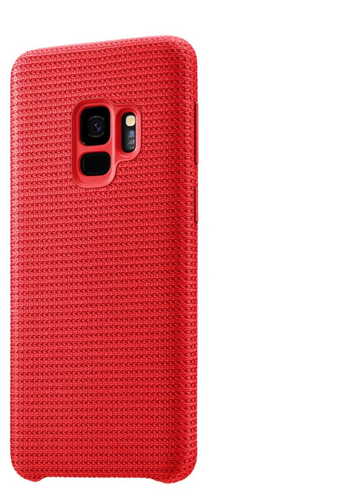 Red: Hyperknit Cover in gray