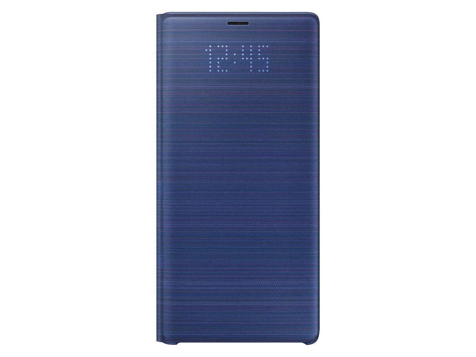 Thumbnail image of Galaxy Note9 LED Wallet Cover, Ocean Blue