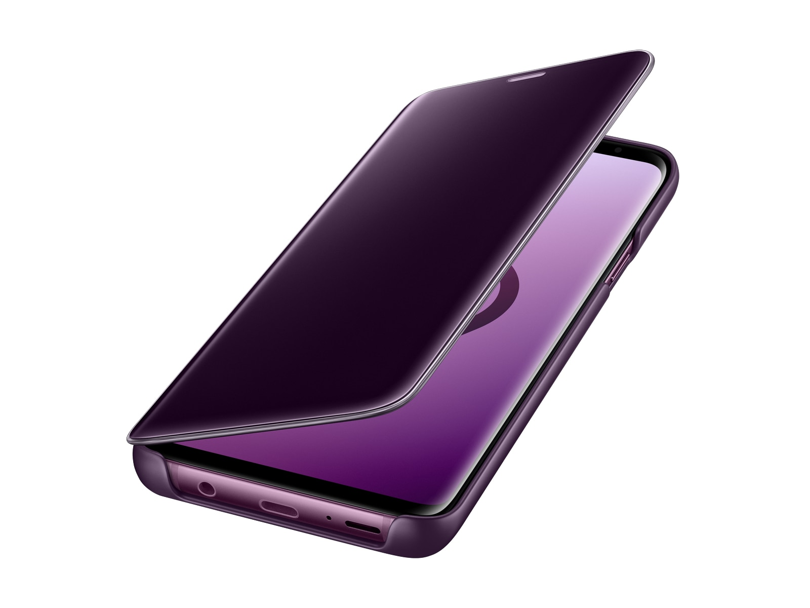 Thumbnail image of Galaxy S9+ S-View Cover, Violet